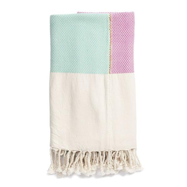 nico nico Topanga Color Block Blanket