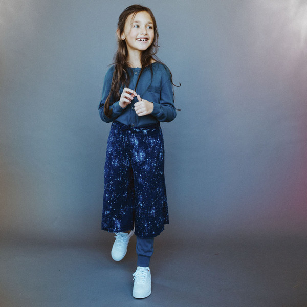 nico nico Virgo Speckled Culotte