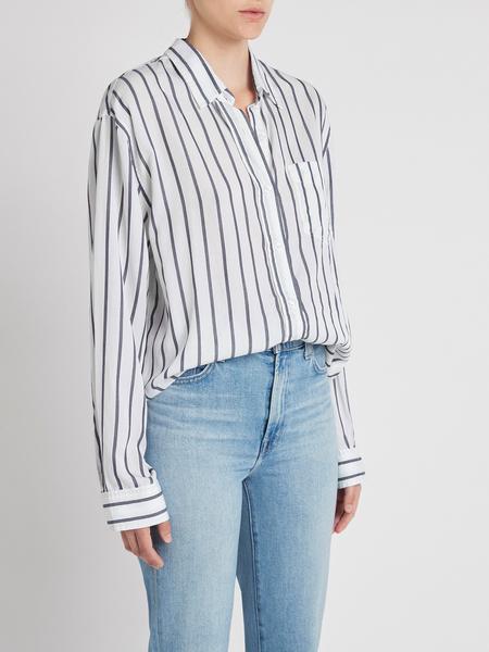 Rails Paloma Shirt - zurich stripe