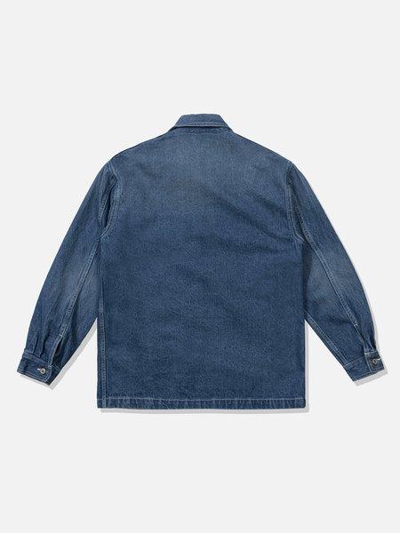 General Admission Chore Coat - Denim Blue
