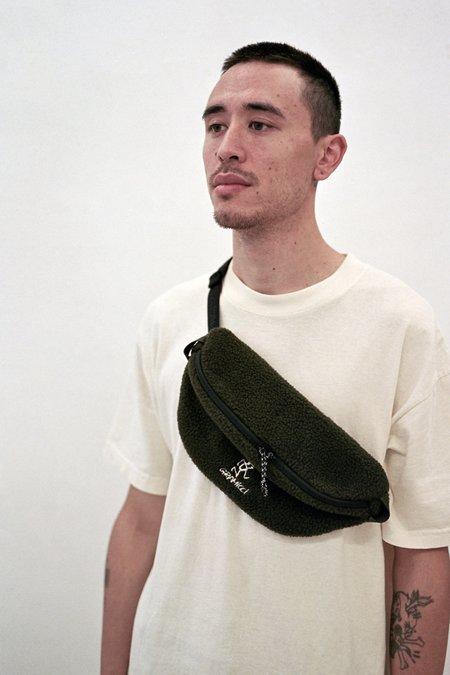 Gramicci Boa Fleece Body Bag - Olive