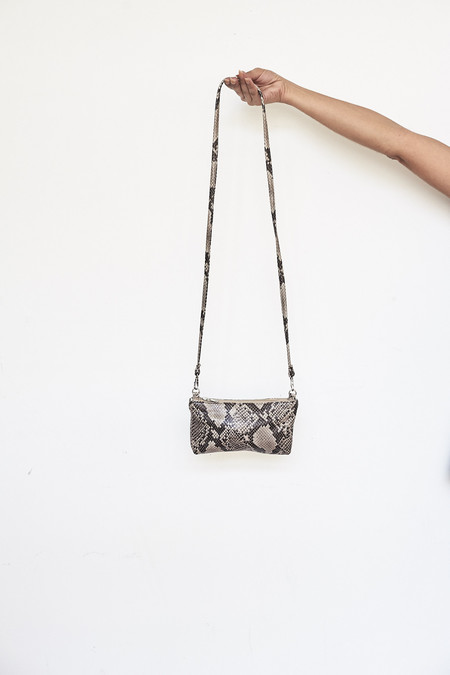 Clyde Monika Wallet Bag - Python