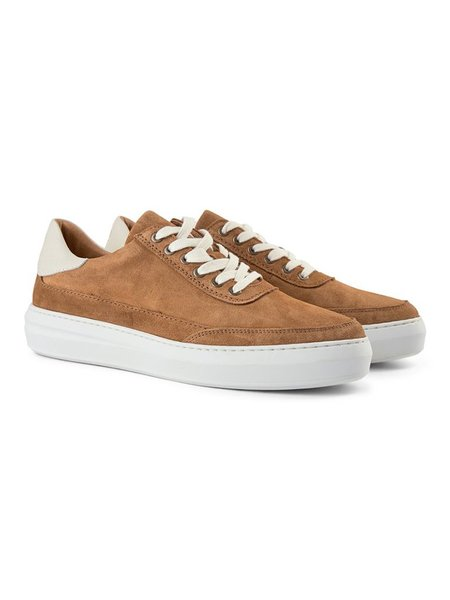 Shoe the Bear Aren Suede Sneakers - Tan