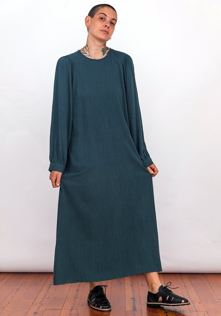 Ali Golden PIRATE DRESS - TURQUOISE