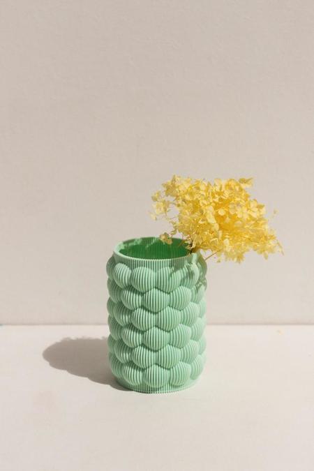 UAU Project S Vase 2 - mint