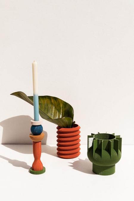 UAU Project S Vase 4 - Khaki