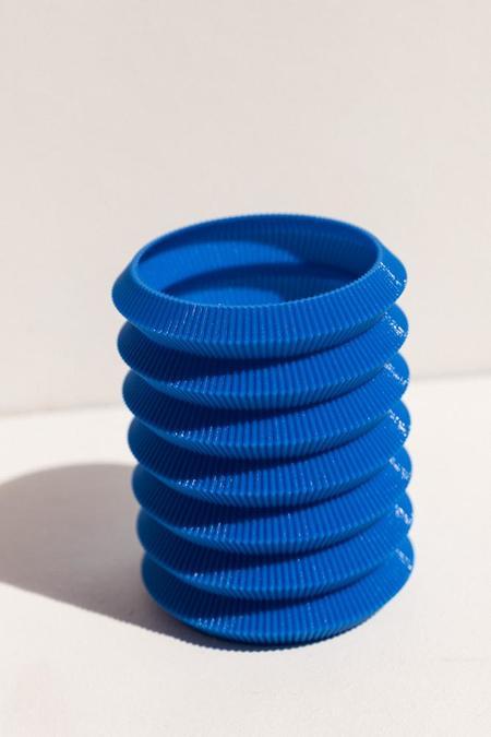 UAU Project S Vase - blue