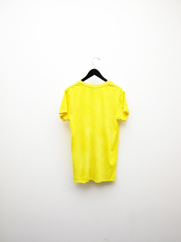 Audrey Louise Reynolds T-Shirt, Yellow