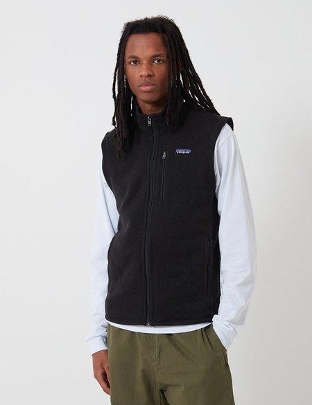 Patagonia Better Sweater Vest - Black