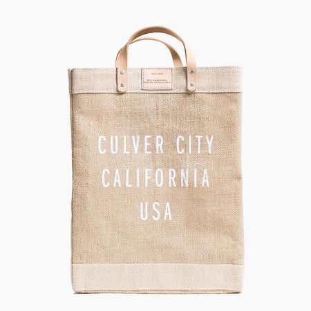 Poketo Culver City Apolis Market Bag