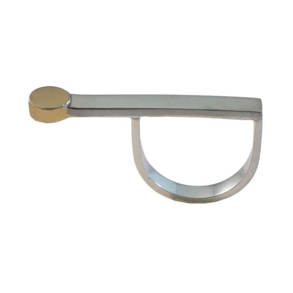 AGMES Bar Ring