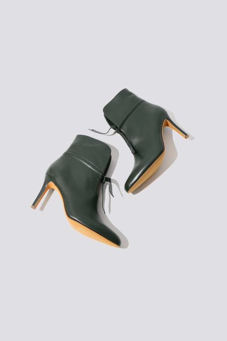 Maryam Nassir Zadeh Kierra Boot - Fern Green