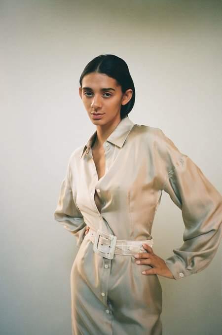Maryam Nassir Zadeh Midas Tallulah Belt