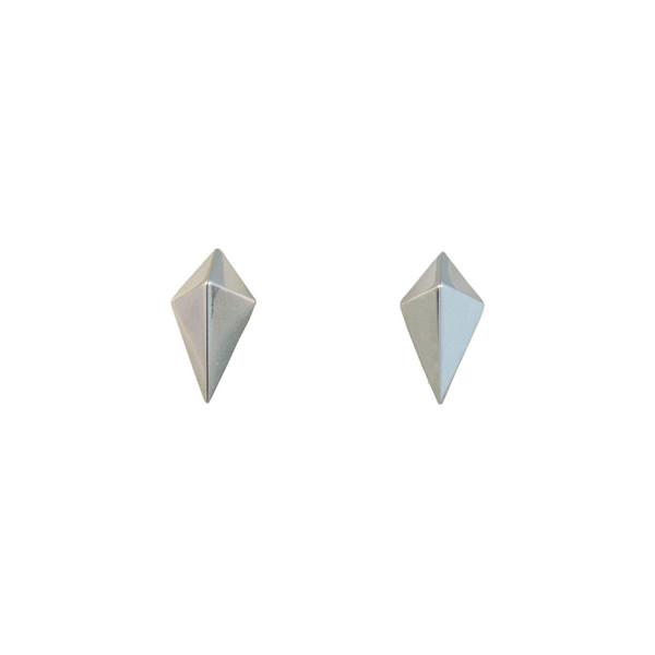 AGMES Tiny Pyramid Studs