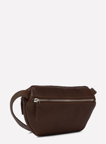 Zamt Hip Bag - Dark Brown