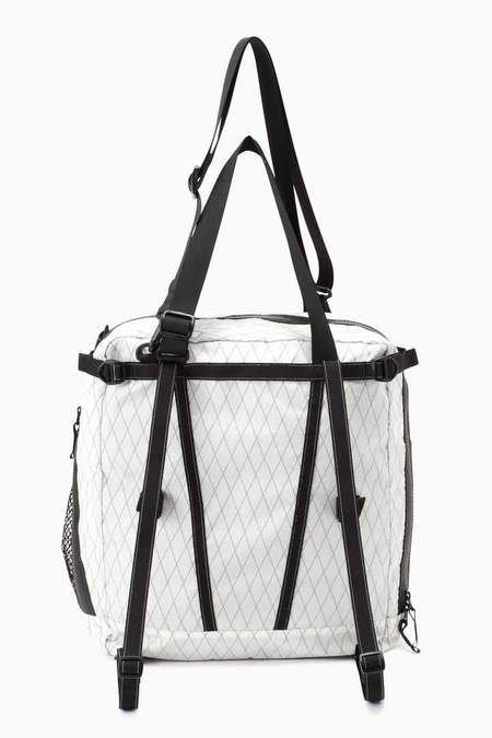 And Wander 25L 3 Way Tote Bag - Off White