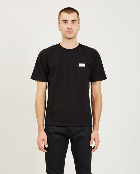 Blank Rubber Patch Tee