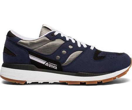 Saucony Azura Sneakers - Navy/Grey