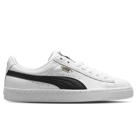 Puma Basket Classic LFS Sneaker - White/Black