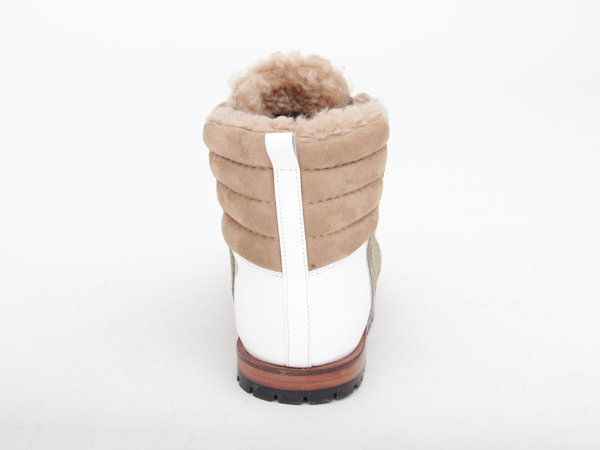 Berenik Winter Boot - Patchwork