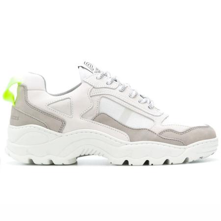 Filling Pieces Low Curve Iceman Trimix Sneaker - White