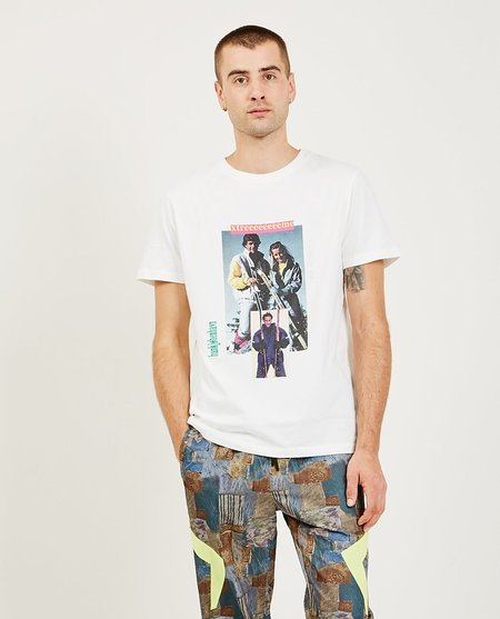 Han Kjobenhavn Artwork Tee - Off White
