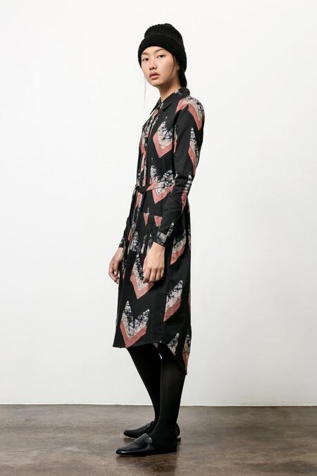 Osei-Duro Causa Dress - Chevrons