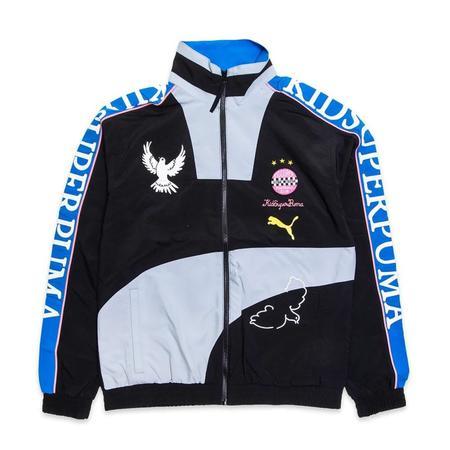 Puma X KidSuper Track Jacket - Puma Black