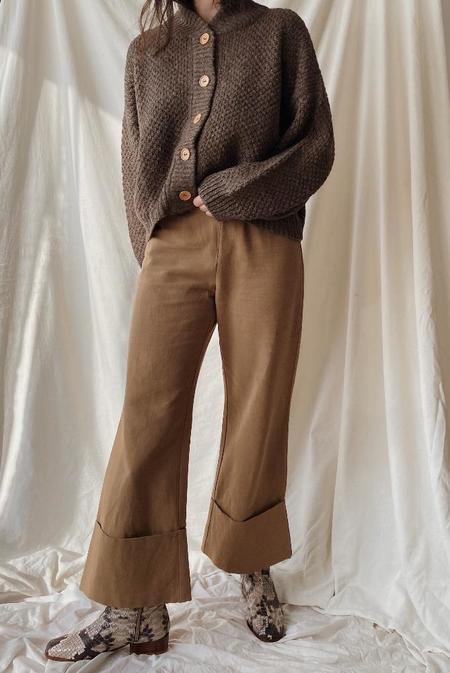 Paloma Wool Edna Boots - Ecru