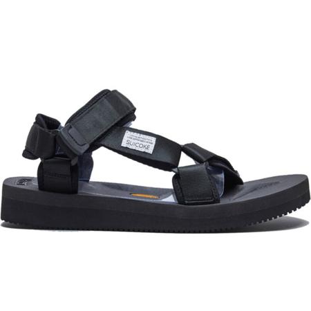 Suicoke Depa-V2 Sandal - Black