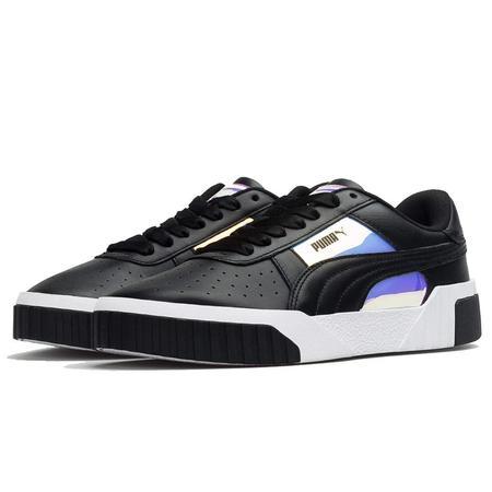 Puma Cali Glow Sneaker - Black