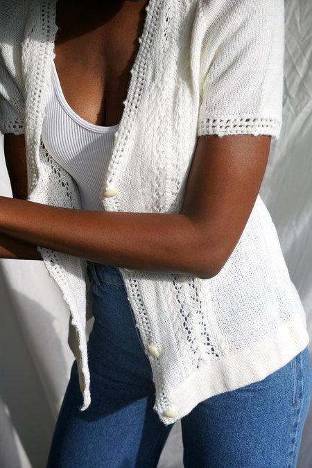 Solosix Crochet Cardigan