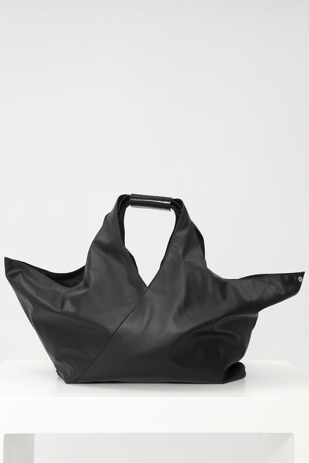 MM6 Maison Margiela Large tote bag - Black