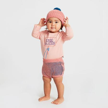 KIDS Oeuf NYC Baby And Child Pompom Hat