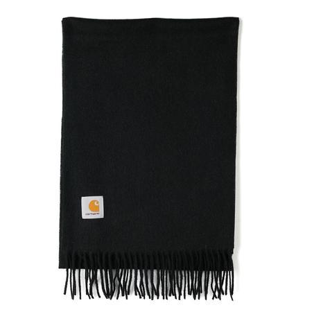 Carhartt WIP Wool Clan Scarf - Black