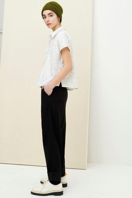 Kowtow Studio Shirt - Flora Print