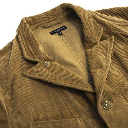 Engineered Garments 8W Corduroy Bedford Jacket - Khaki