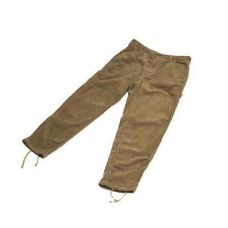 Engineered Garments 8W Corduroy Painter Pant - Khaki