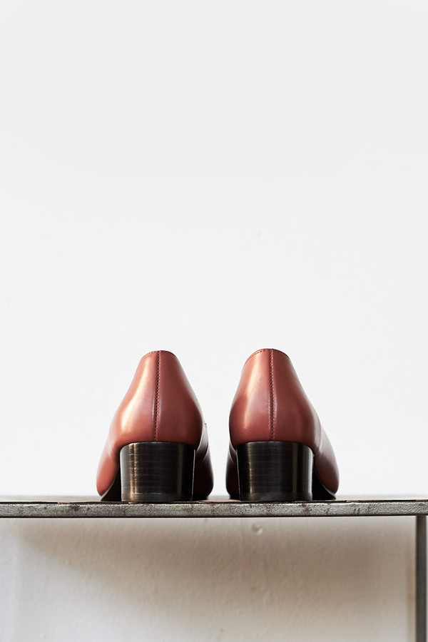 Anne Thomas Leather Michele Shoe