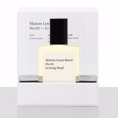 Maison Louis Marie No.2 Le Long Fond Perfume oil