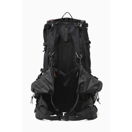 and wander X-Pac 40L Backpack - Black