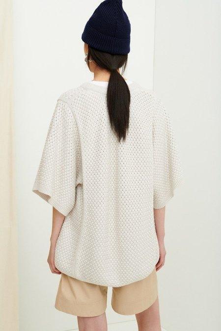 Kowtow Basket Top Organic Cotton Sweater