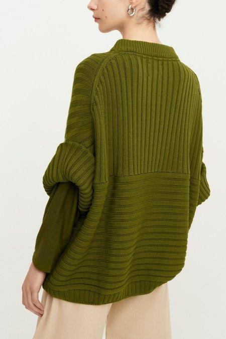 Kowtow Direction Organic Cotton Sweater