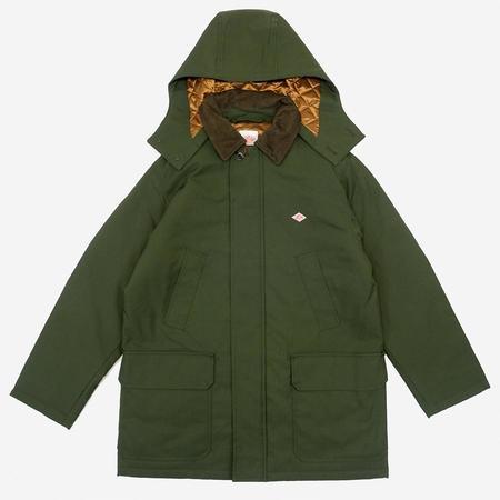 Danton Light Outer Hunting Jacket - Olive