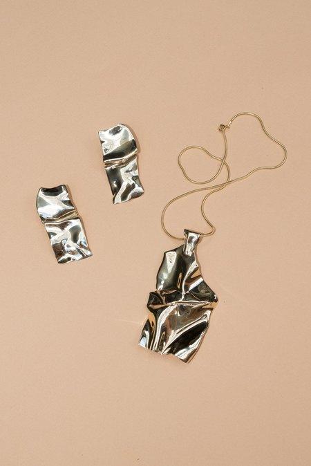 FARIS Massif Necklace - Bronze