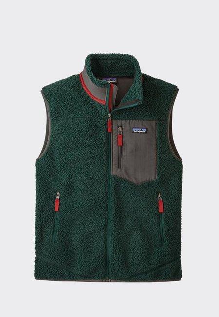 Patagonia Classic Retro X Vest - piki green