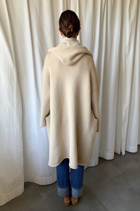 Lauren Manoogian Capote Coat - Antique