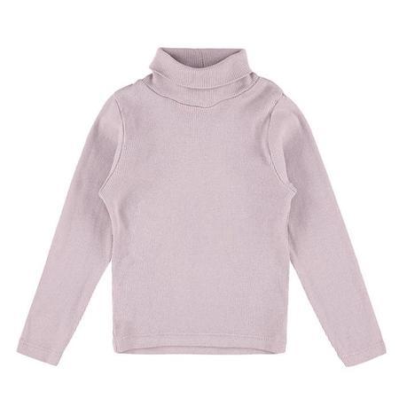 KIDS Morley Child Mollie Ribbed T-shirt - purple