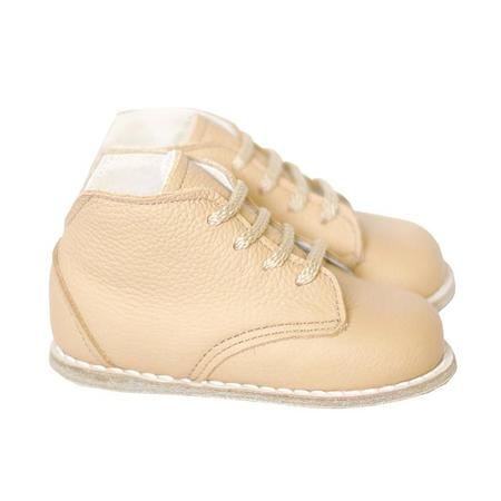 Kids Zimmerman Shoes Baby And Child Milo Boots - Camel Beige
