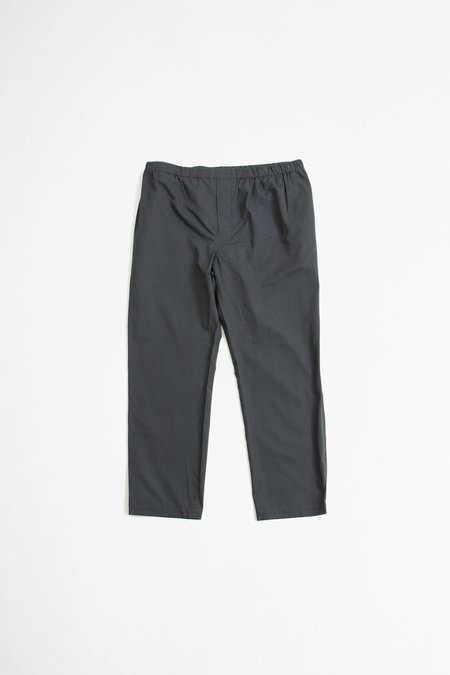 Lemaire Large Elasticated Pants - Anthracite